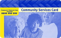 Discount For Community Services Card Holders At Noel Templeton Optometrists