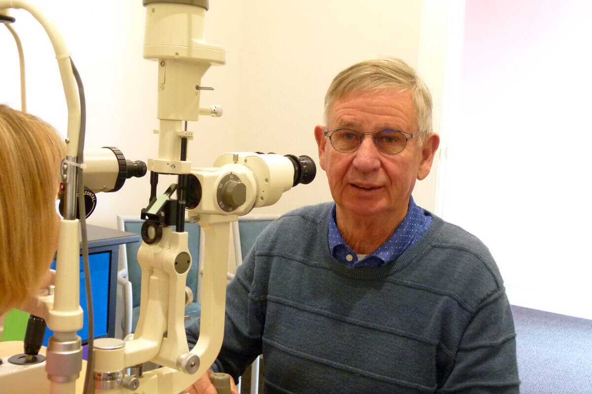 Eye Examinations Available At Noel Templeton Optometrists