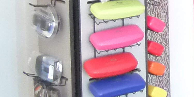 Eyeglass Cases And Eyewear Accessories Available At Noel Templeton Optometrists